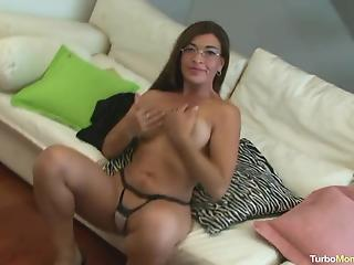 Latina MILF with big tits is being created for hardcore banging